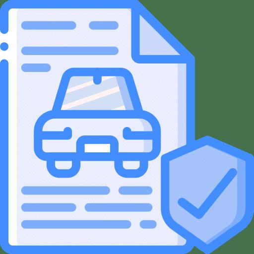 Fiche d'identification pour véhicule